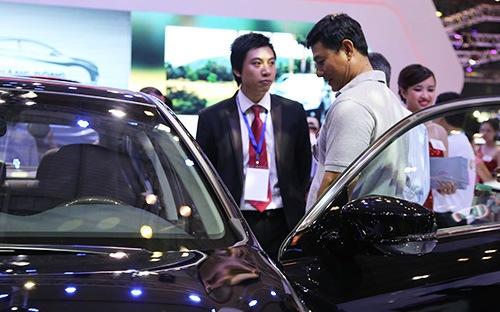 Sức mua thị trường ôtô có tín hiệu tích cực