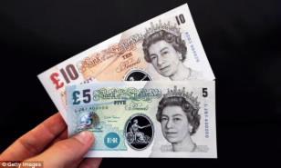 Ngân hàng Trung ương Anh đang xem xét việc phát hành tiền polymer