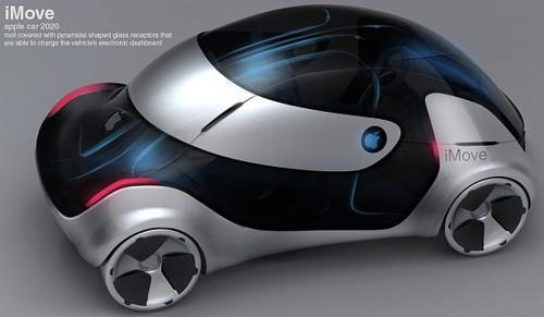 Apple trên đường thâm nhập ngành công nghiệp ô tô