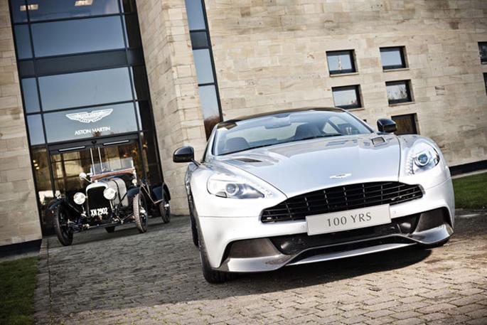 Đi thăm nhà máy Aston Martin