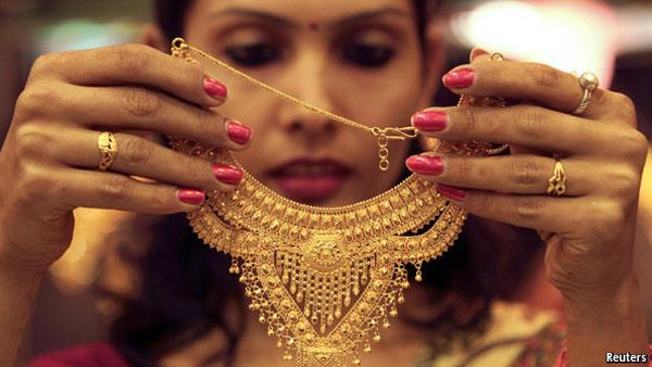 Tại sao Ấn Độ yêu vàng