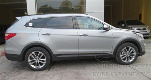Phiên bản thân dài của Hyundai Santa Fe xuất hiện tại Việt Nam