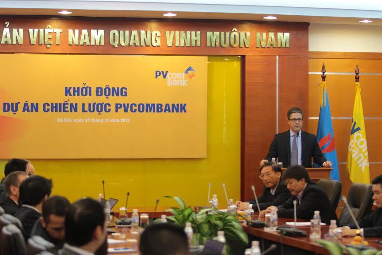 PVcomBank thuê BCG tư vấn xây dựng chiến lược kinh doanh