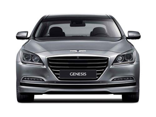Hyundai Genesis thế hệ mới ra mắt với giá từ 44.000 USD
