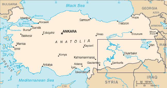 Thổ Nhĩ Kỳ ký hiệp định dầu khí với Kurdistan, Iraq nổi giận