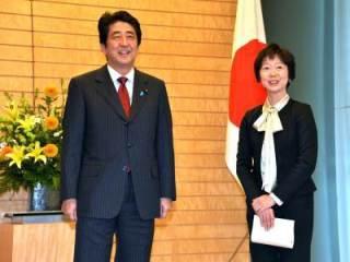 Nhật Bản có nữ cố vấn Thủ tướng đầu tiên