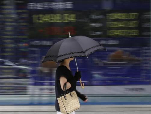 Chứng khoán châu Á tăng nhẹ, chỉ số Nikkei giảm từ mức kỷ lục