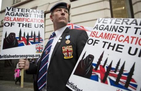 Tòa án Lodon Xử chặt đầu quân nhân trên phố London