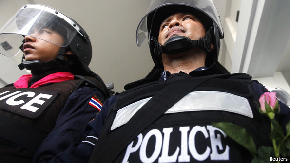 Thái Lan: Nơi lưu đày và vương quốc