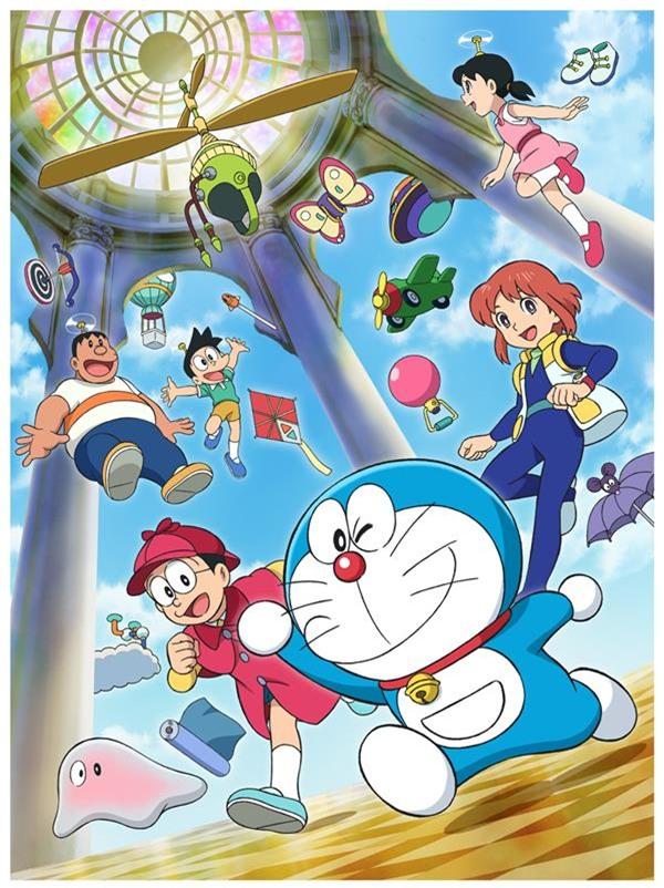 Một vé về lại tuổi thơ với Doraemon