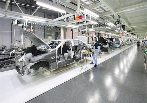 Thăm nhà máy sản xuất Lexus RX tại Nhật Bản