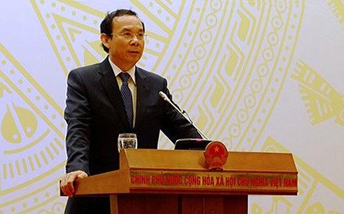 """Bộ trưởng Nguyễn Văn Nên: """"Tôi khá bối rối trước báo chí"""""""