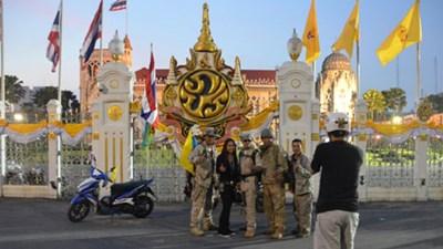 Thái Lan mở cổng trụ sở Cảnh sát Hoàng gia