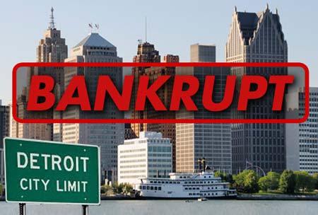 Detroit chính thức được chấp nhận phá sản theo Chương 9