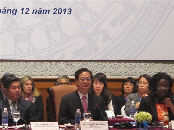 Thủ tướng: GDP của Việt Nam tăng trưởng 5,4% năm 2013