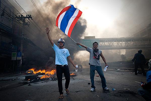 Thái Lan: Lịch sử của một cuộc khủng hoảng