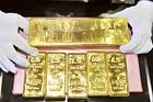 Giá vàng tăng lên mức cao nhất trong 3 tuần