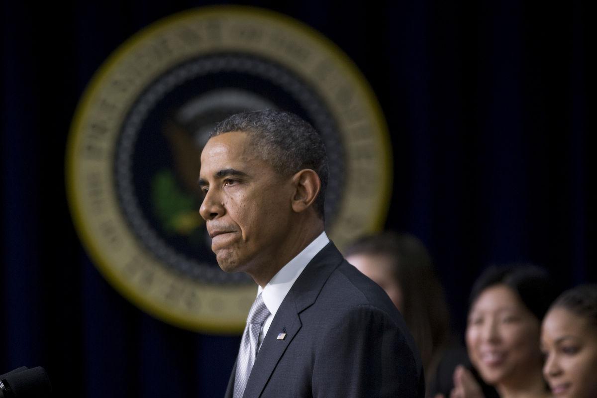Tổng thống Barack Obama mất lòng dân Mỹ về kinh tế