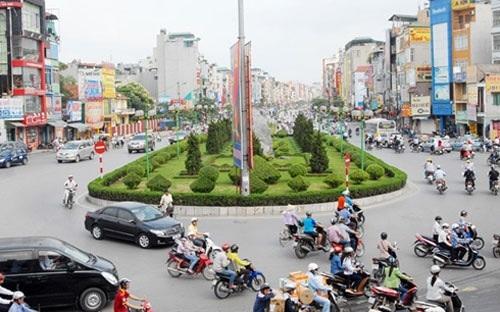 Thông xe tuyến đường Ô Chợ Dừa - Hoàng Cầu vào 20/12 tới