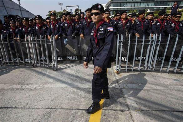 Quốc tế hoan nghênh bầu cử ở Thái Lan