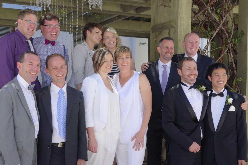 Australia bác bỏ luật hôn nhân đồng giới