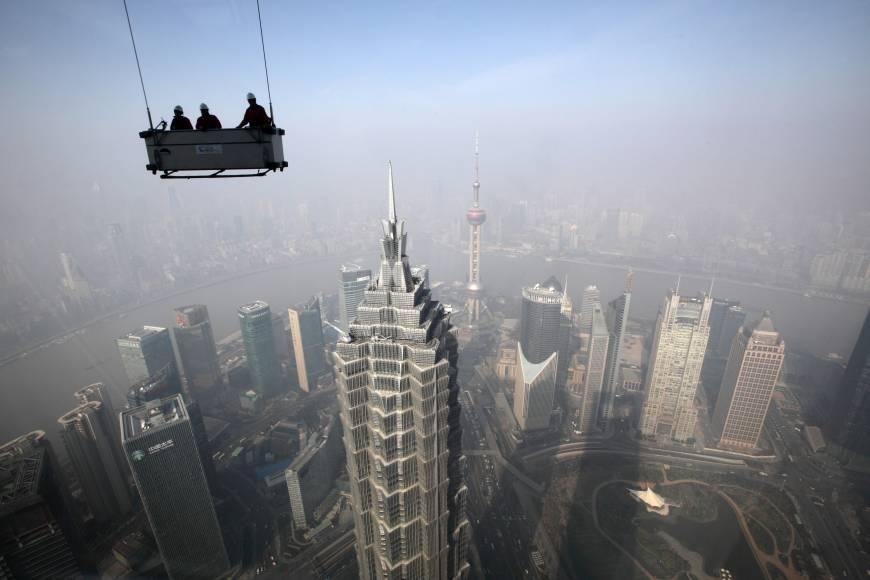 3,5 tỉ người thành phố sẽ tăng gấp đôi vào năm 2050