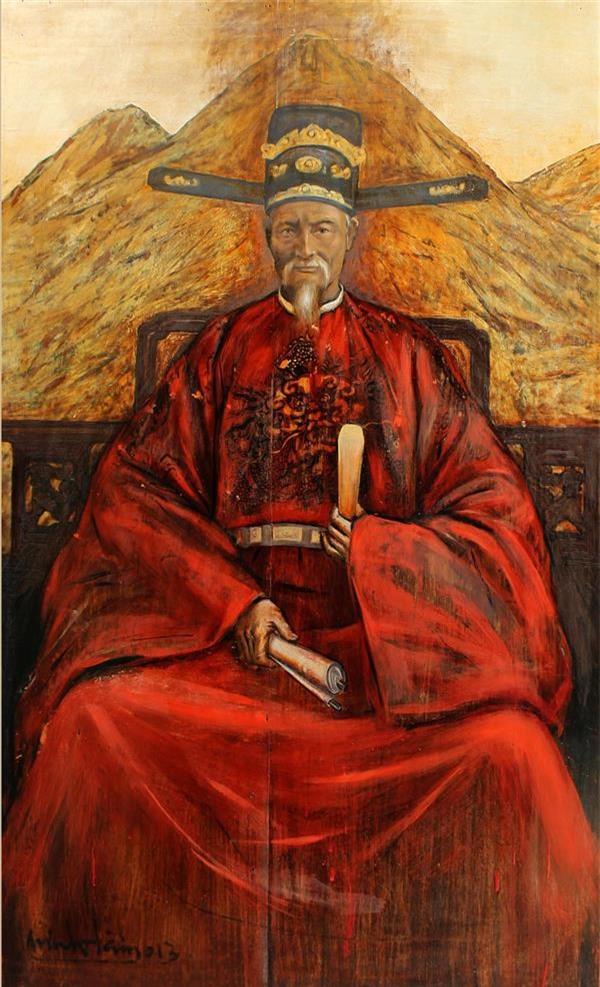 Nhà Nguyễn 'của' họa sĩ Trần Minh Tâm