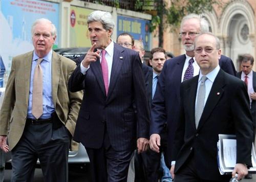 Ngoại trưởng Mỹ John Kerry cam kết 17 triệu USD chống biến đổi khí hậu