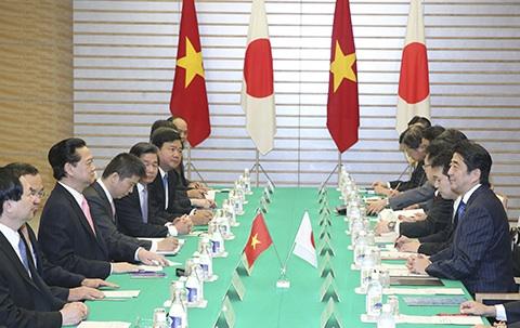 Nhật Bản viện trợ 1 tỷ USD vốn ODA cho Việt Nam