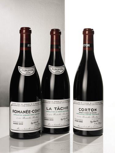 Thời thượng rượu vang Romanee-Conti