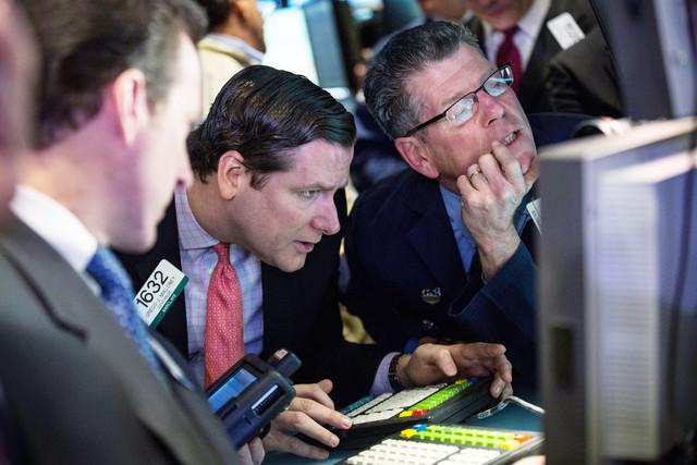 Chứng khoán Mỹ kết thúc 4 phiên sụt giảm liên tiếp trước thềm cuộc họp của Fed