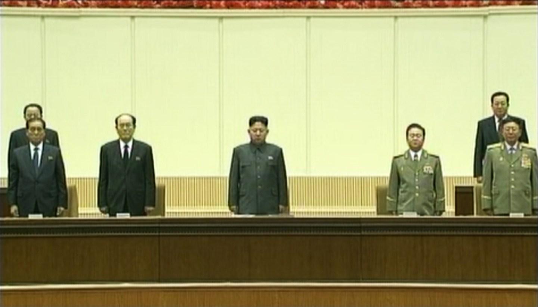 Không thấy có thay đổi quyền lực ở Triều Tiên