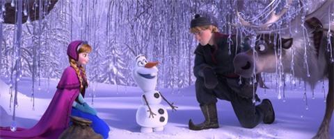 'Frozen' - tuyệt phẩm của Walt Disney