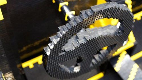 Ôtô Lego đầu tiên có thể chạy trên phố