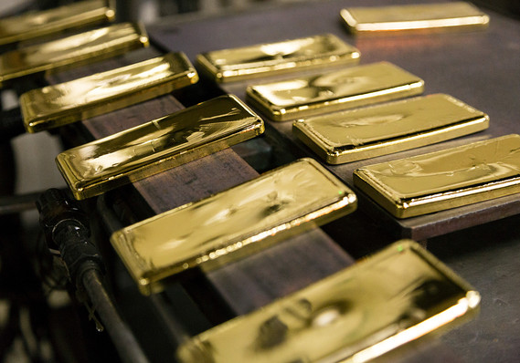 Dự đoán giá vàng thế giới trong năm 2014