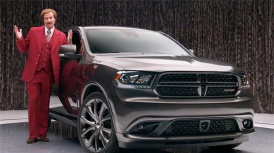 Những quảng cáo ôtô hay nhất 2013