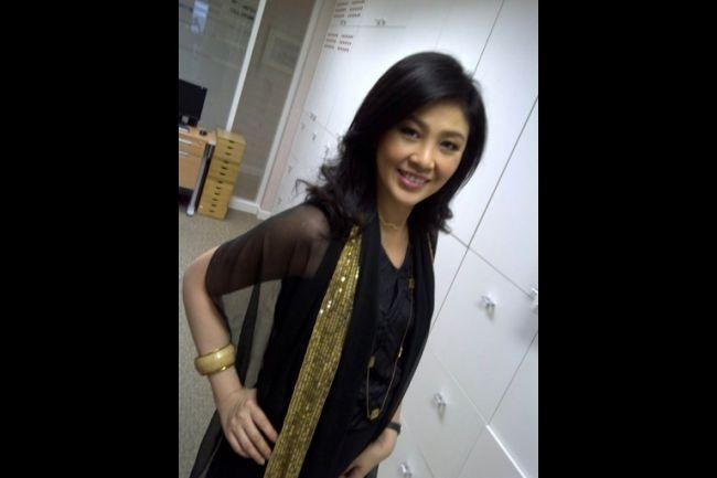 Yingluck Shinawatra với ngành truyền thông
