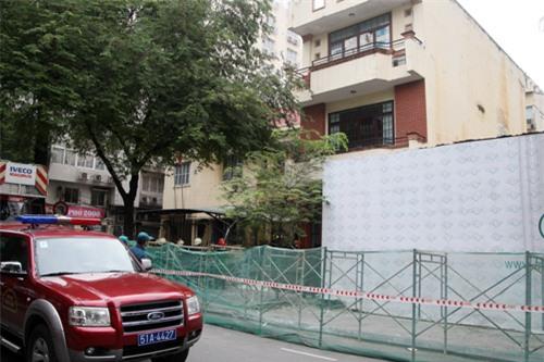 Trụ sở Tòa Hành chính TP HCM bị đập bỏ
