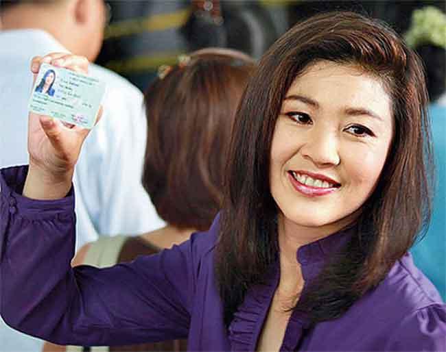 Đấu trường bầu cử Thái Lan đã bắt đầu