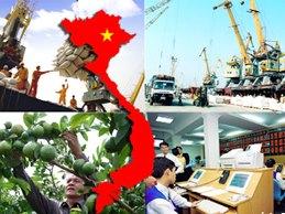 Năm 2013: GDP tăng 5,42%, CPI tăng 6,04%