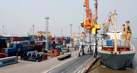 Thành tích xuất siêu, bán hàng hộ Trung Quốc
