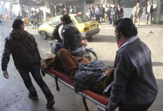 Syria: Chiến dịch ném bom Aleppo giết hơn 300 người