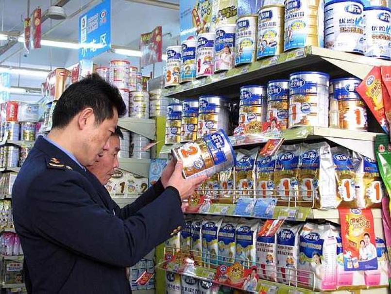 Trung Quốc tăng cường kiểm soát sữa bột trẻ em