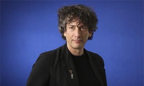 Tiểu thuyết của Neil Gaiman đoạt giải cuốn Sách của năm ở Anh