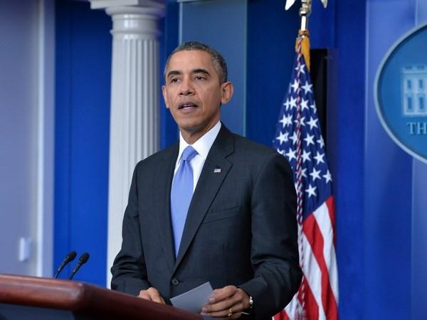 Tổng thống Obama ký ban hành đạo luật ngân sách