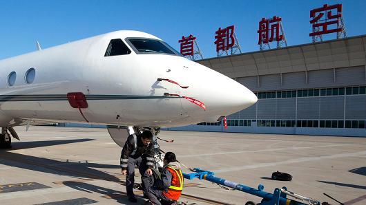 Cơ hội cho các nhà sản xuất máy bay phản lực nhỏ ở Trung Quốc