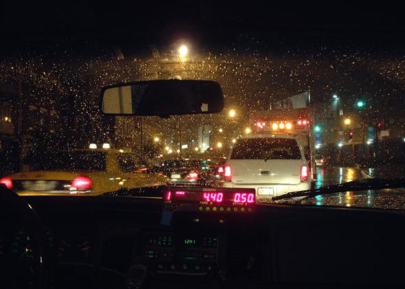 Hiệu ứng đồng hồ taxi