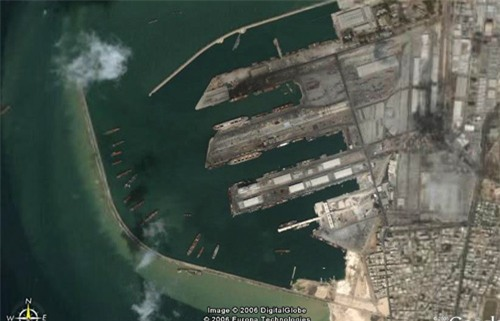 Căn cứ bí mật của tàu ngầm Hà Nội