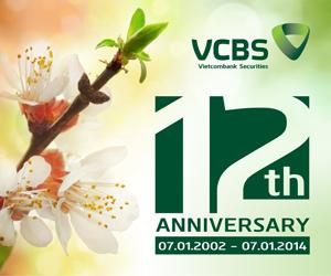 VCBS kỷ niệm 12 năm thành lập