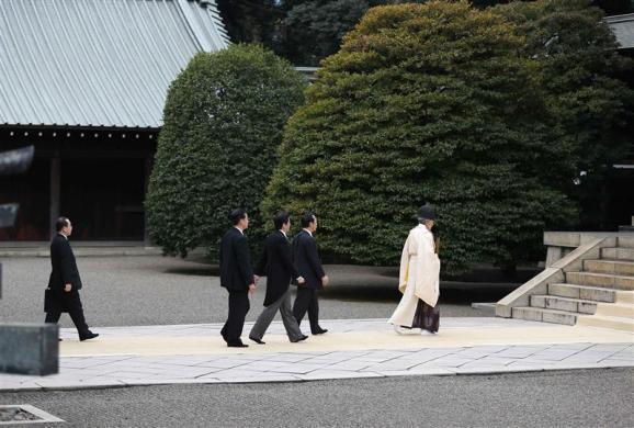 Gần 70% người Nhật lo lắng về chuyến thăm Yasukuni